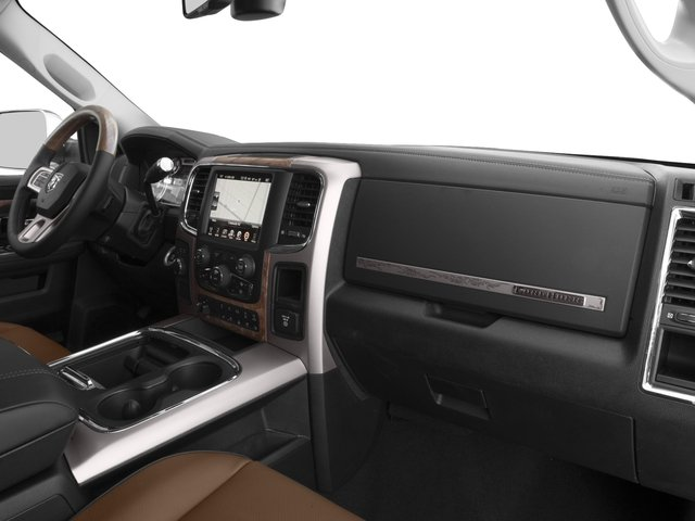 2016 Ram Truck 2500 Prices and Values Mega Cab Limited 2WD passenger's dashboard