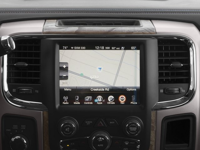 2016 Ram Truck 2500 Pictures 2500 Mega Cab Limited 2WD photos navigation system