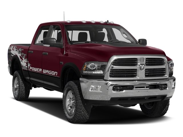 2016 Ram Truck 2500 Prices and Values Crew Power Wagon SLT 4WD side front view