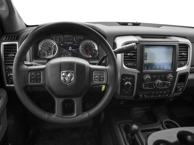 2016 Ram Truck 2500 Prices and Values Crew Power Wagon SLT 4WD driver's dashboard