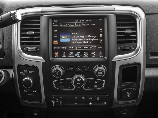2016 Ram Truck 2500 Prices and Values Crew Power Wagon SLT 4WD stereo system