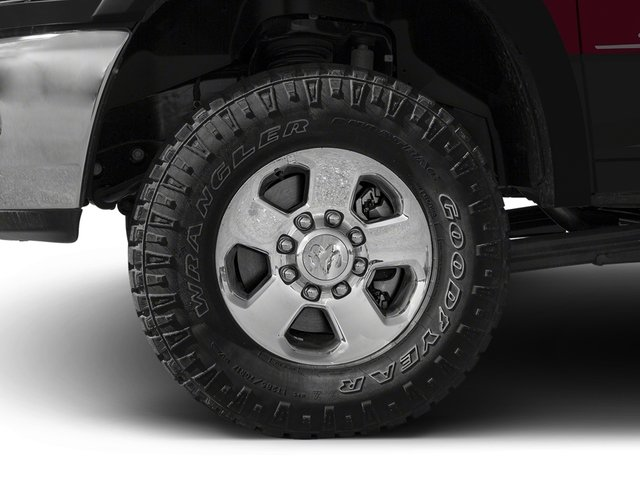 2016 Ram Truck 2500 Prices and Values Crew Power Wagon SLT 4WD wheel