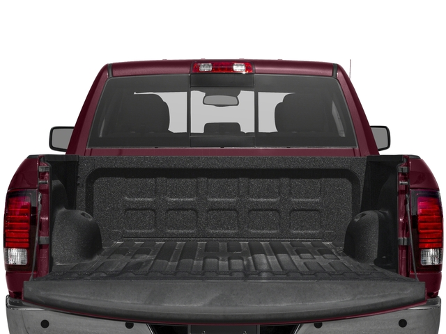 2016 Ram Truck 2500 Prices and Values Crew Power Wagon SLT 4WD open trunk