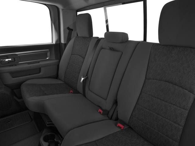 2016 Ram Truck 2500 Prices and Values Crew Power Wagon SLT 4WD backseat interior