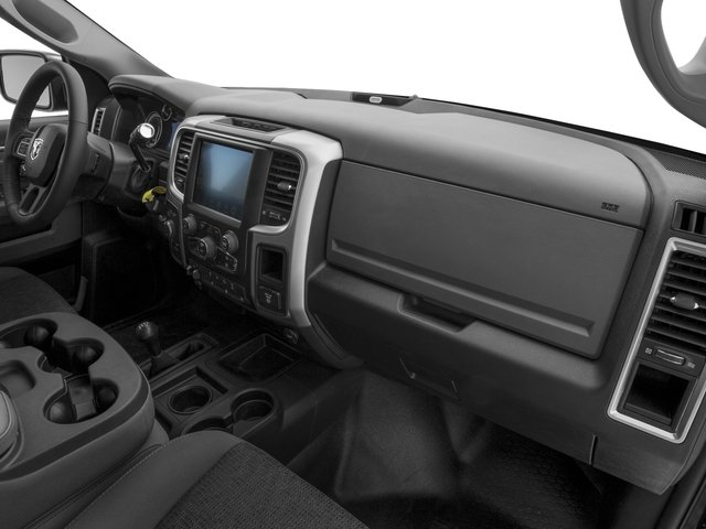 2016 Ram Truck 2500 Prices and Values Crew Power Wagon SLT 4WD passenger's dashboard