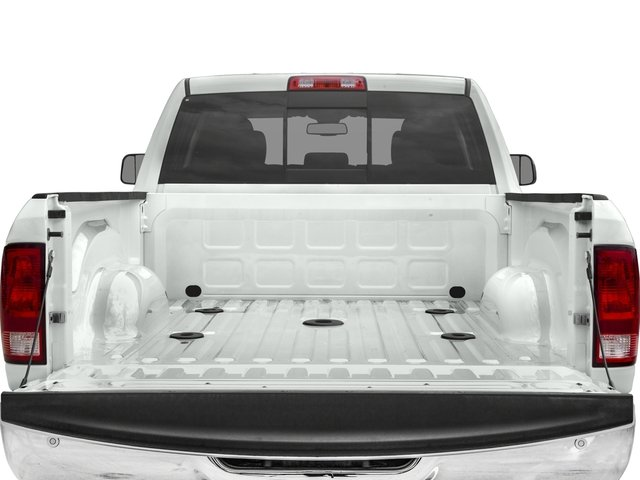 2016 Ram Truck 2500 Prices and Values Crew Cab SLT 2WD open trunk
