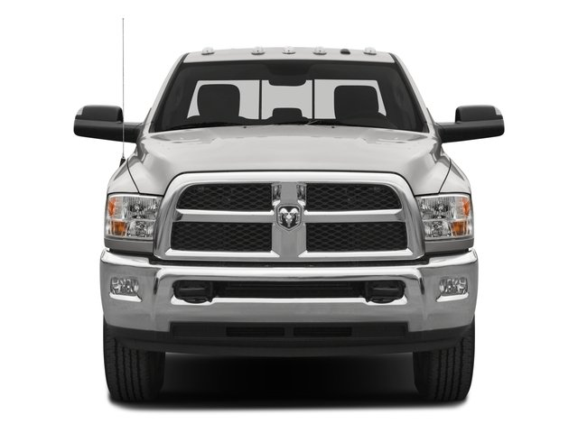 2016 Ram Truck 3500 Prices and Values Crew Cab Longhorn 2WD front view