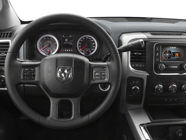 2016 Ram Truck 3500 Prices and Values Crew Cab SLT 4WD driver's dashboard