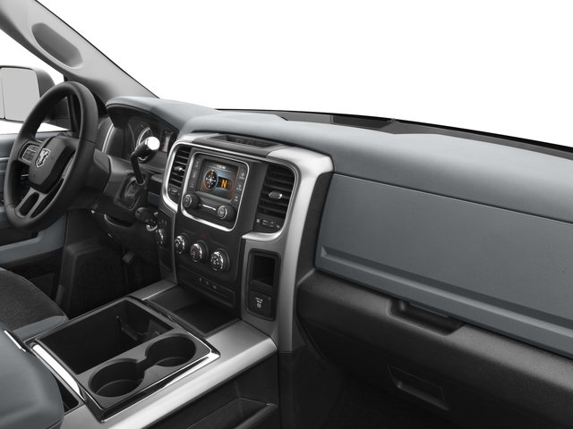 2016 Ram Truck 3500 Prices and Values Crew Cab SLT 4WD passenger's dashboard