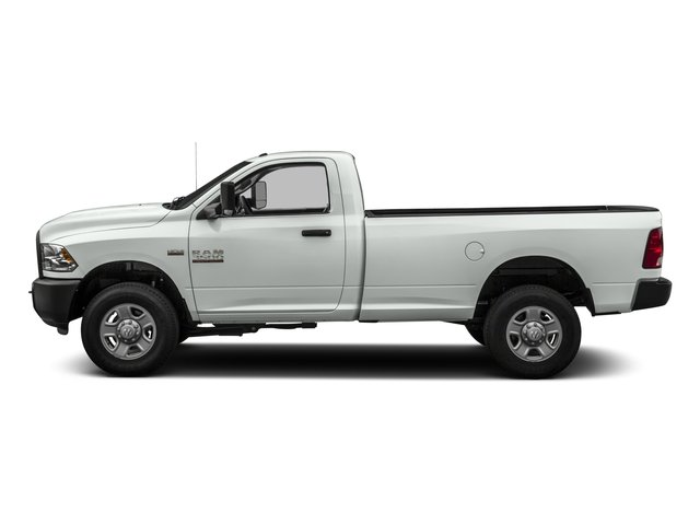 2016 Ram Truck 3500 Prices and Values Regular Cab Tradesman 2WD side view