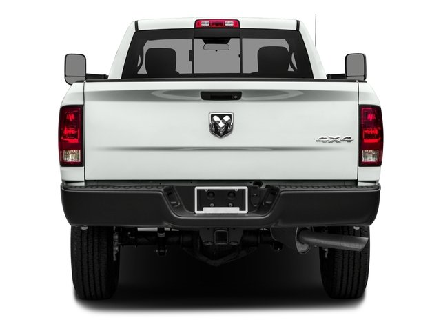 2016 Ram Truck 3500 Prices and Values Regular Cab Tradesman 2WD rear view
