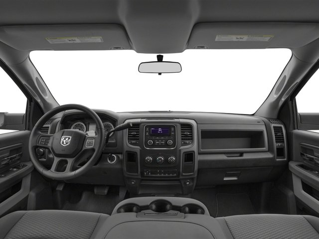 2016 Ram Truck 3500 Prices and Values Regular Cab Tradesman 2WD full dashboard