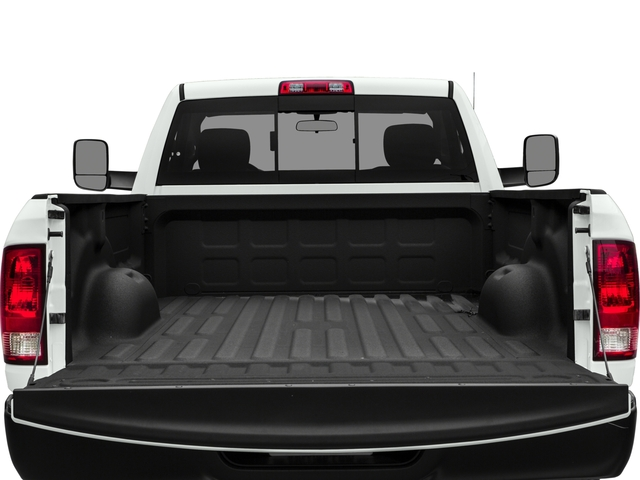 2016 Ram Truck 3500 Prices and Values Regular Cab Tradesman 2WD open trunk