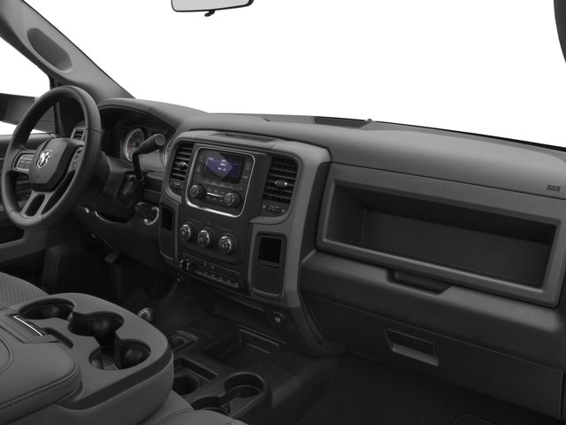 2016 Ram Truck 3500 Prices and Values Regular Cab Tradesman 2WD passenger's dashboard