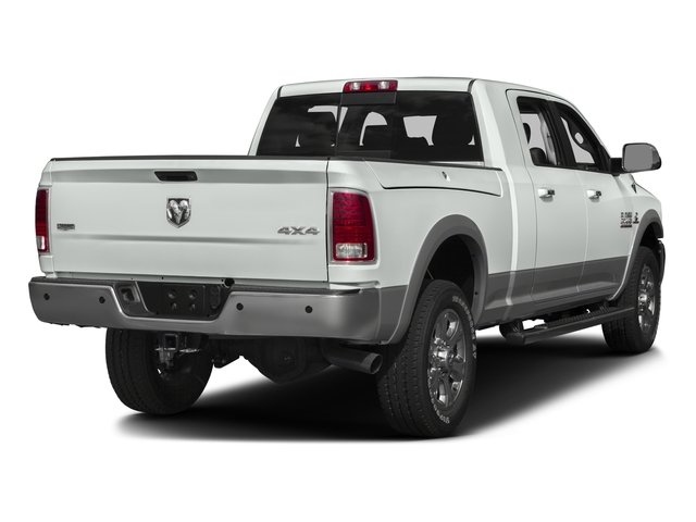 2016 Ram Truck 3500 Pictures 3500 Mega Cab Laramie 2WD photos side rear view