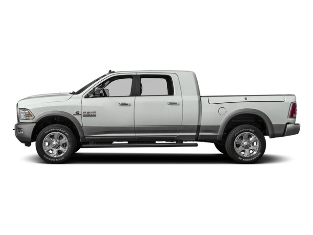 2016 Ram Truck 3500 Pictures 3500 Mega Cab Laramie 2WD photos side view