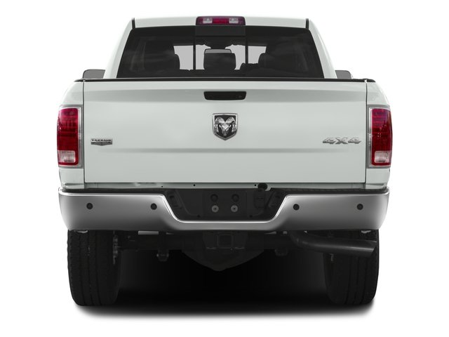 2016 Ram Truck 3500 Prices and Values Mega Cab SLT 2WD rear view