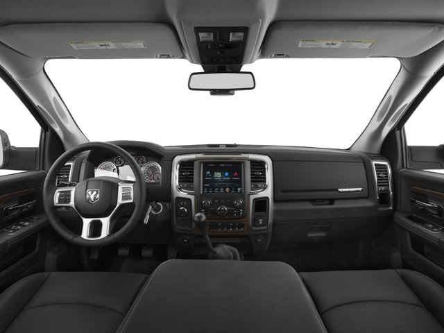 2016 Ram Truck 3500 Prices and Values Mega Cab SLT 2WD full dashboard