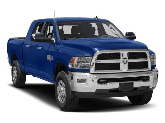 2016 Ram Truck 3500 Prices and Values Mega Cab SLT 4WD side front view