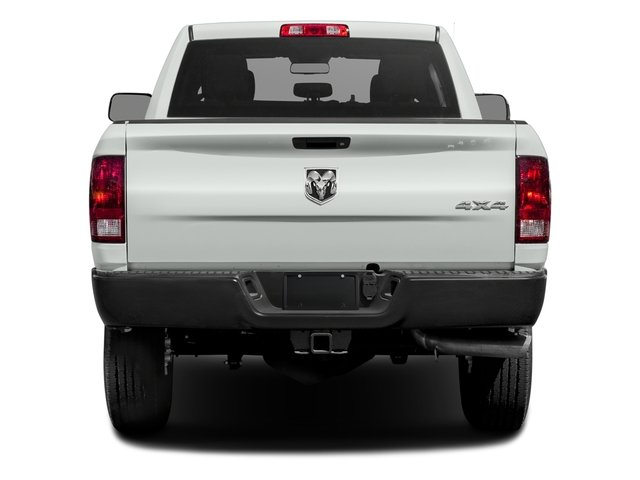 2016 Ram Truck 3500 Prices and Values Crew Cab Tradesman 4WD rear view