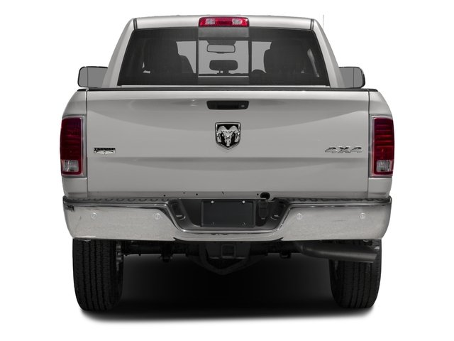 2016 Ram Truck 3500 Prices and Values Crew Cab Laramie 2WD rear view