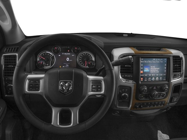 2016 Ram Truck 3500 Prices and Values Crew Cab Laramie 4WD driver's dashboard