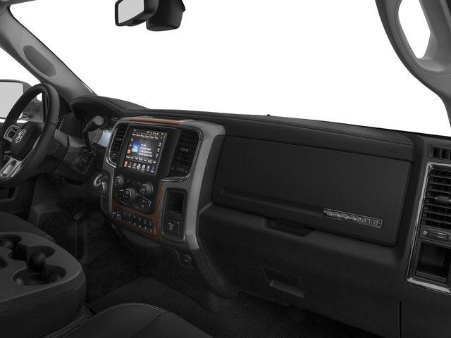 2016 Ram Truck 3500 Prices and Values Crew Cab Laramie 4WD passenger's dashboard