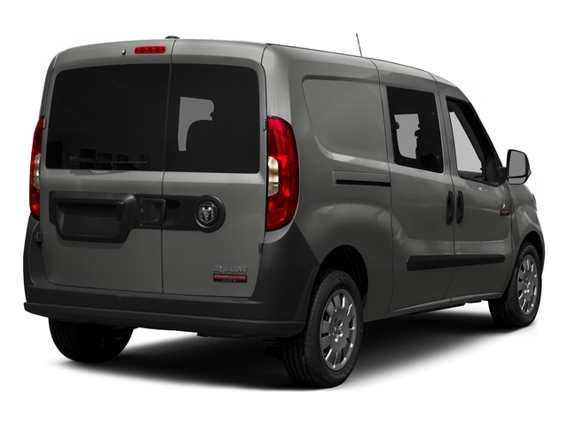2016 Ram Truck ProMaster City Wagon Prices and Values Passenger Van side rear view