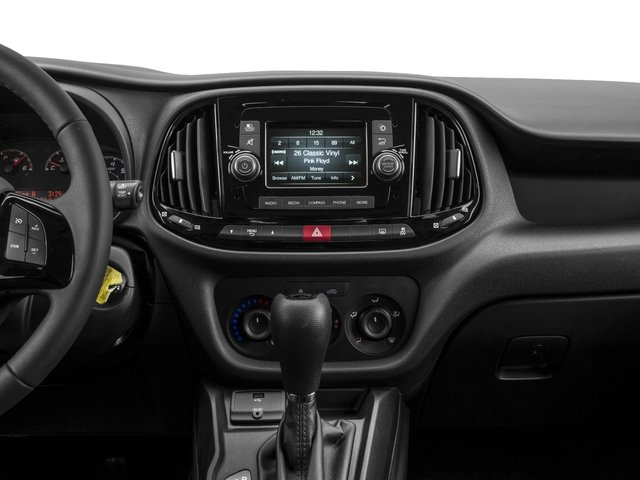 2016 Ram Truck ProMaster City Wagon Prices and Values Passenger Van stereo system