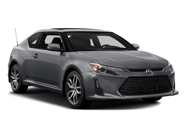 2016 Scion tC Prices and Values Liftback 3D I4 side front view