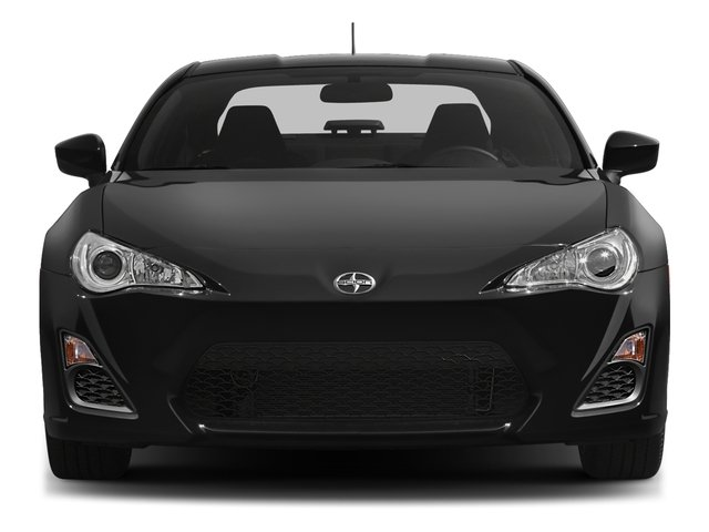 2016 Scion FR-S Prices and Values Coupe 2D H4 front view