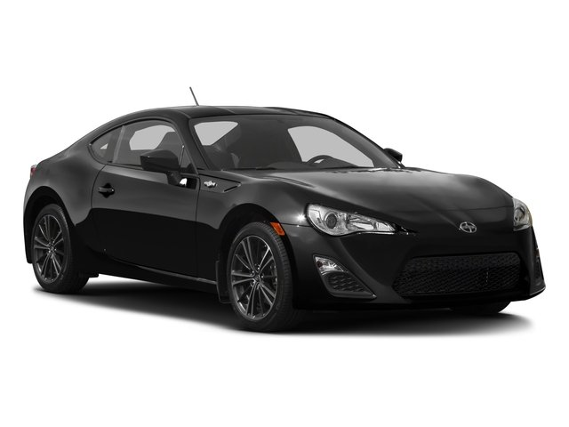 2016 Scion FR-S Prices and Values Coupe 2D H4 side front view