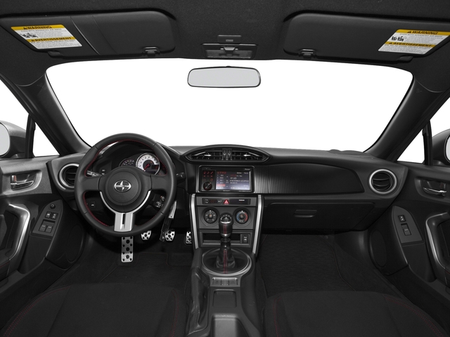 2016 Scion FR-S Pictures FR-S Coupe 2D H4 photos full dashboard