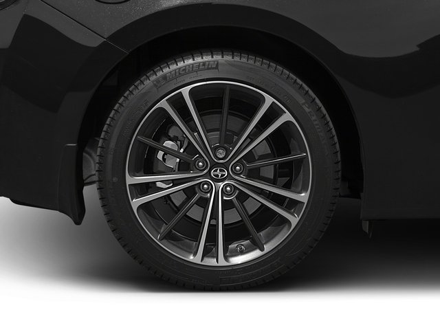 2016 Scion FR-S Prices and Values Coupe 2D H4 wheel