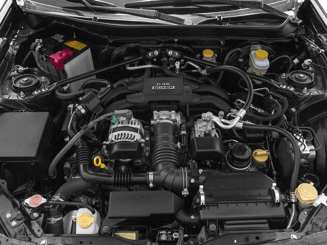 2016 Scion FR-S Prices and Values Coupe 2D H4 engine