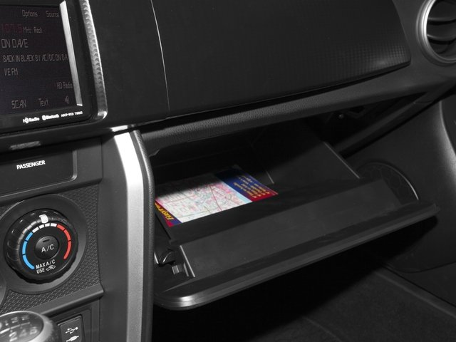 2016 Scion FR-S Prices and Values Coupe 2D H4 glove box