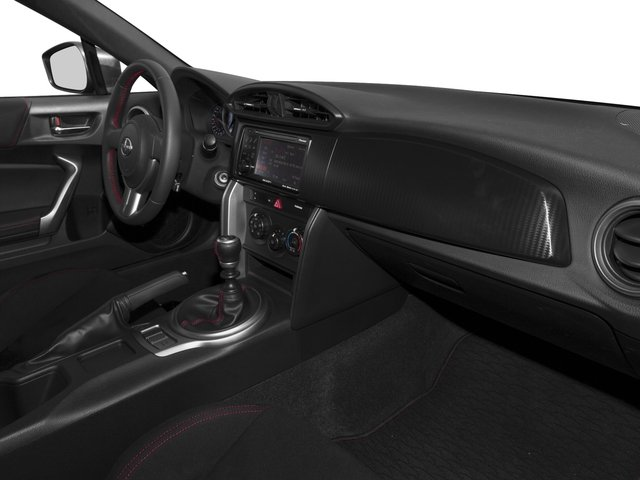 2016 Scion FR-S Prices and Values Coupe 2D Release Series H4 passenger's dashboard