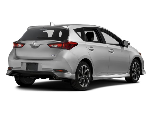 2016 Scion iM Prices and Values Hatchback 5D I4 side rear view