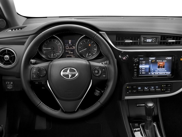 2016 Scion iM Prices and Values Hatchback 5D I4 driver's dashboard