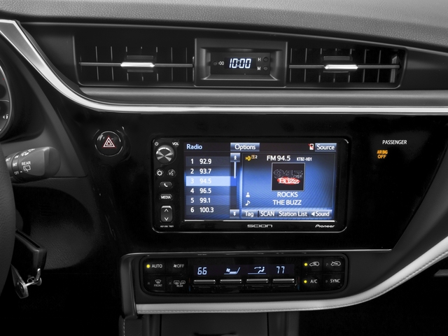 2016 Scion iM Pictures iM Hatchback 5D I4 photos stereo system