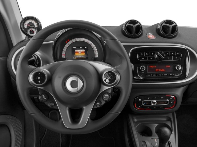 2016 smart fortwo Prices and Values Coupe 2D Proxy I3 driver's dashboard