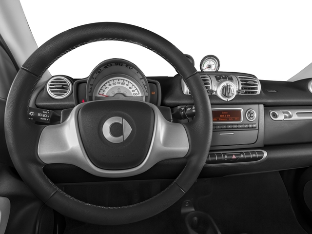 2016 smart fortwo electric drive Pictures fortwo electric drive Coupe 2D Electric photos driver's dashboard
