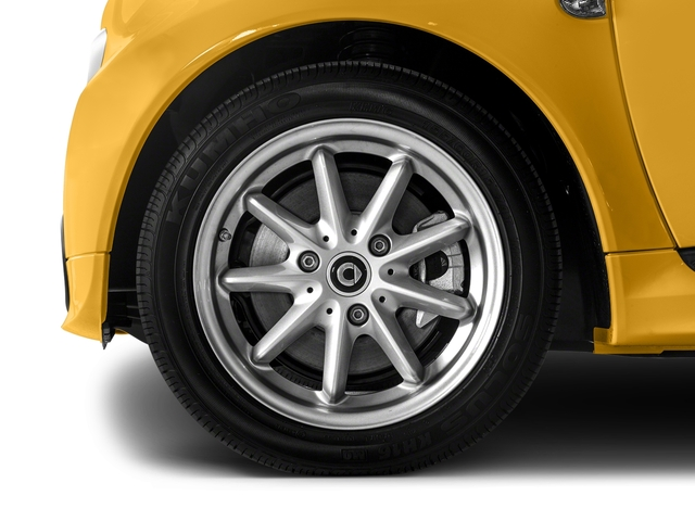 2016 smart fortwo electric drive Pictures fortwo electric drive Coupe 2D Electric photos wheel