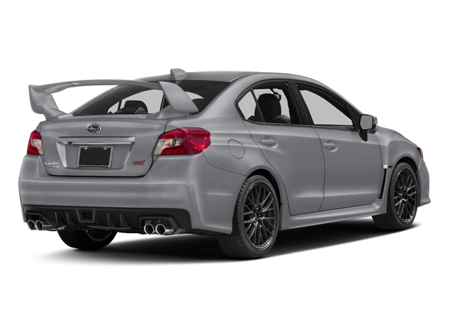 2016 Subaru WRX STI Prices and Values Sedan 4D STI AWD Turbo side rear view