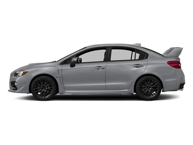 2016 Subaru WRX STI Prices and Values Sedan 4D STI AWD Turbo side view