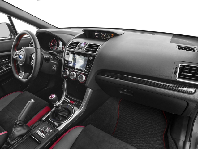 2016 Subaru WRX STI Prices and Values Sedan 4D STI AWD Turbo passenger's dashboard