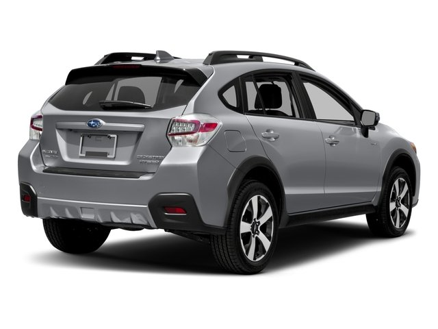 2016 Subaru Crosstrek Hybrid Pictures Wagon 4d Awd I4 Photos Side Rear View