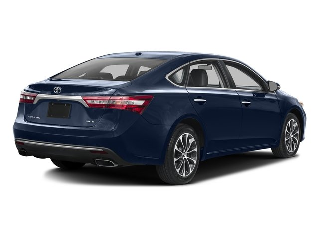 2016 Toyota Avalon Prices and Values Sedan 4D XLE V6 side rear view