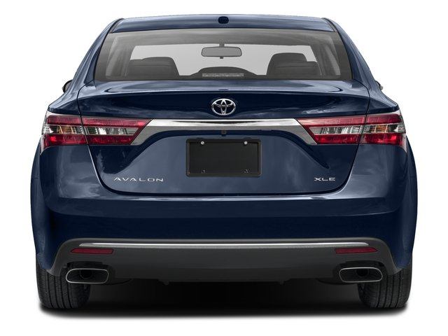 2016 Toyota Avalon Prices and Values Sedan 4D XLE V6 rear view