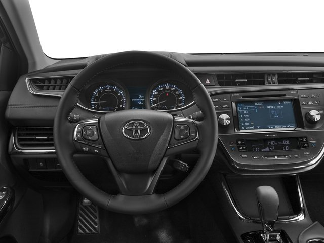 2016 Toyota Avalon Prices and Values Sedan 4D XLE V6 driver's dashboard